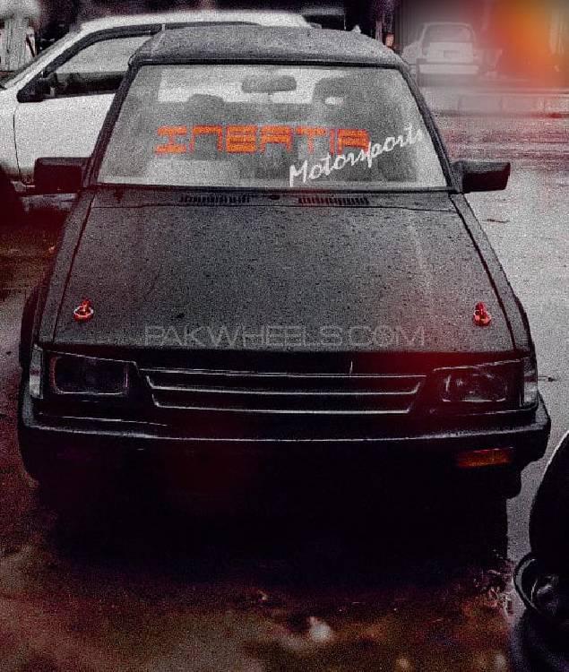 Daihatsu Charade 1986 Image-1