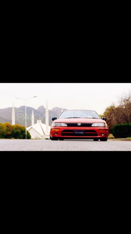 Toyota Corolla - 1993  Image-1