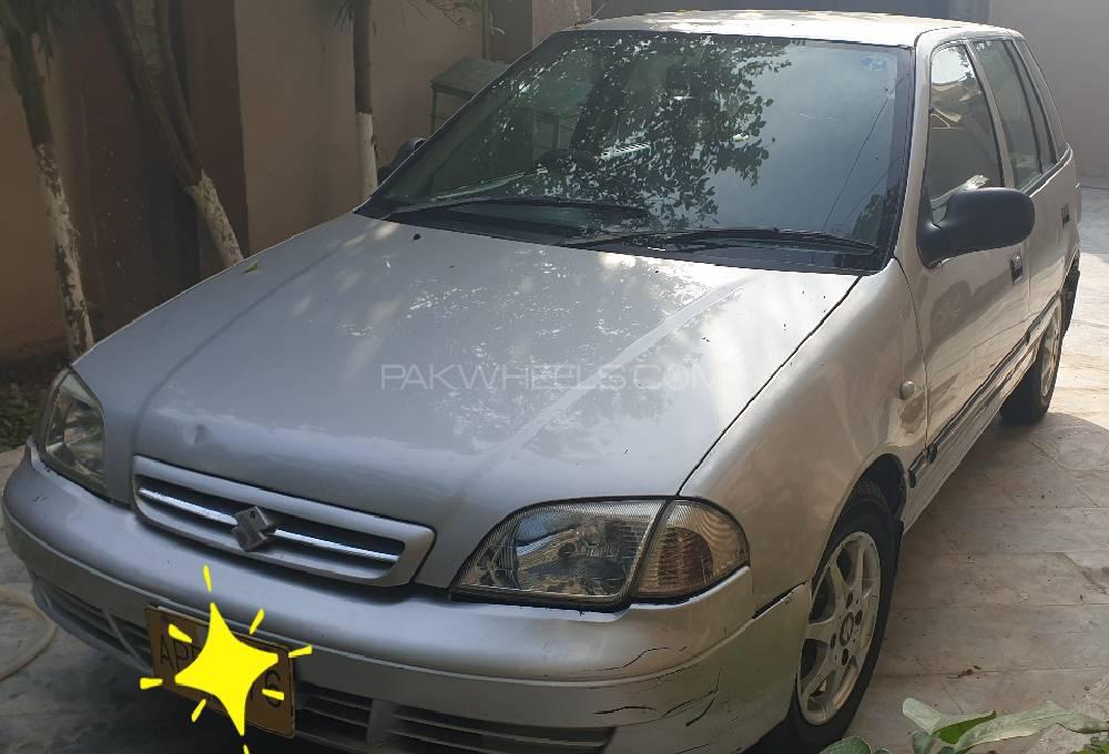 Suzuki Cultus VXL 2007 Image-1