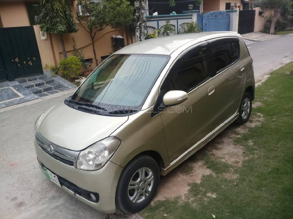 Daihatsu Mira Custom RS 2010 Image-1