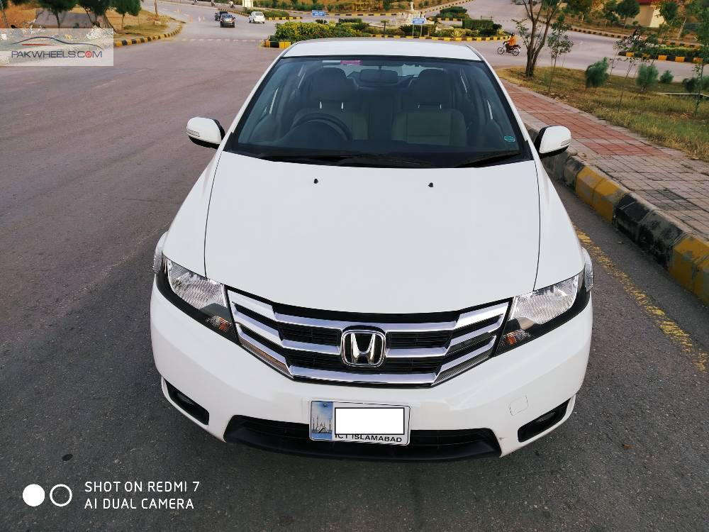 Honda City Aspire 1.5 i-VTEC 2016 Image-1