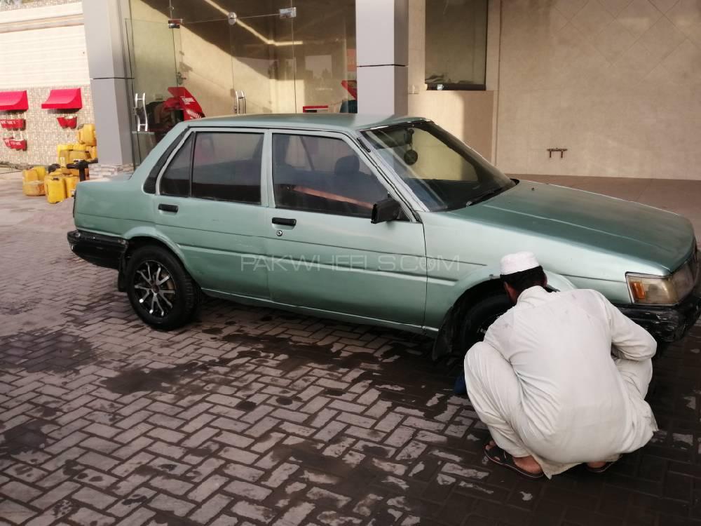 Toyota Corolla GL Saloon 1984 Image-1