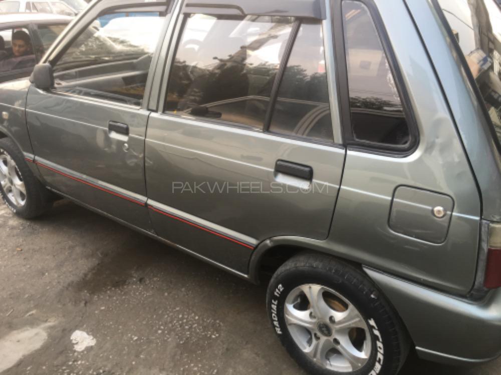 Suzuki Mehran VX Euro II Limited Edition 2013 Image-1