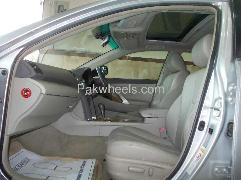toyota camry g limited edition 2006 for sale in karachi. Black Bedroom Furniture Sets. Home Design Ideas