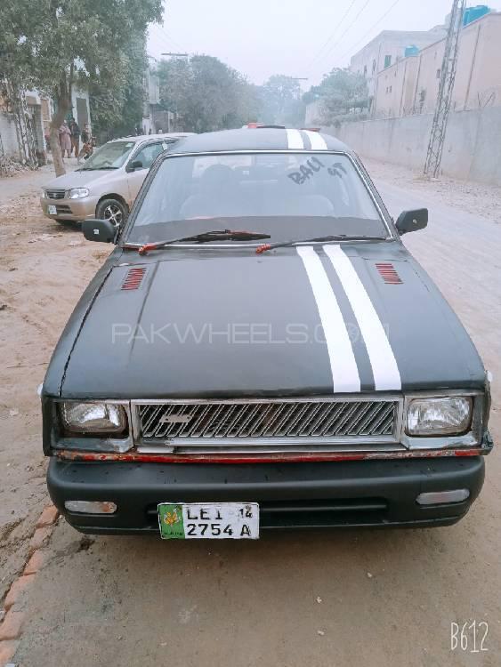 Daihatsu Charade G10 1982 Image-1