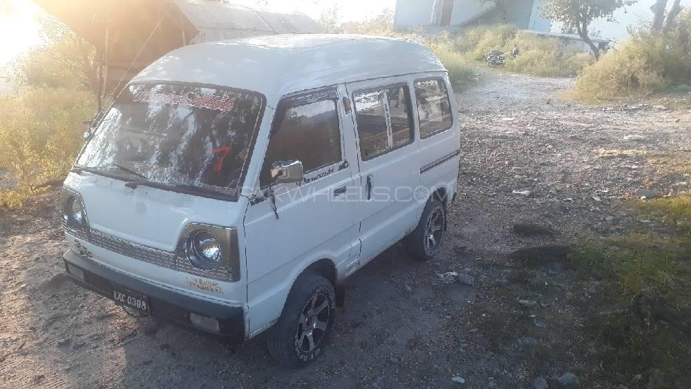 Suzuki Bolan 1998 Image-1