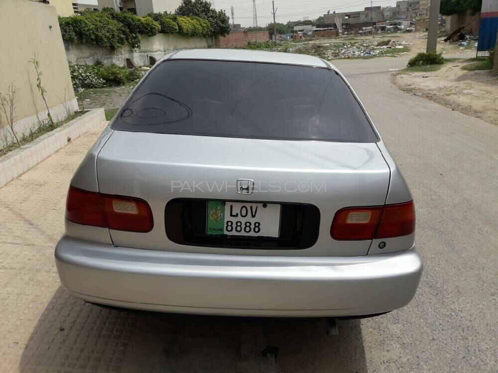Honda Ferio 1996 Image-1