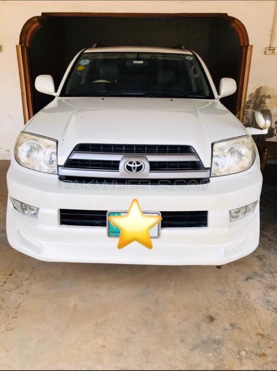 Toyota Surf SSR-G 2.7 2003 Image-1
