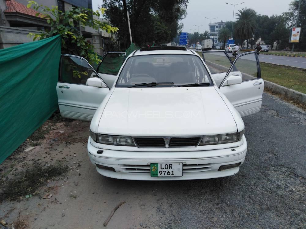 Mitsubishi Galant 1993 Image-1