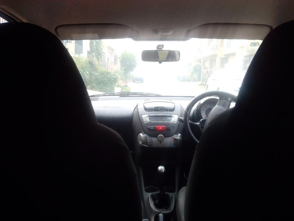 Toyota Aygo Standard 2012 Image-1