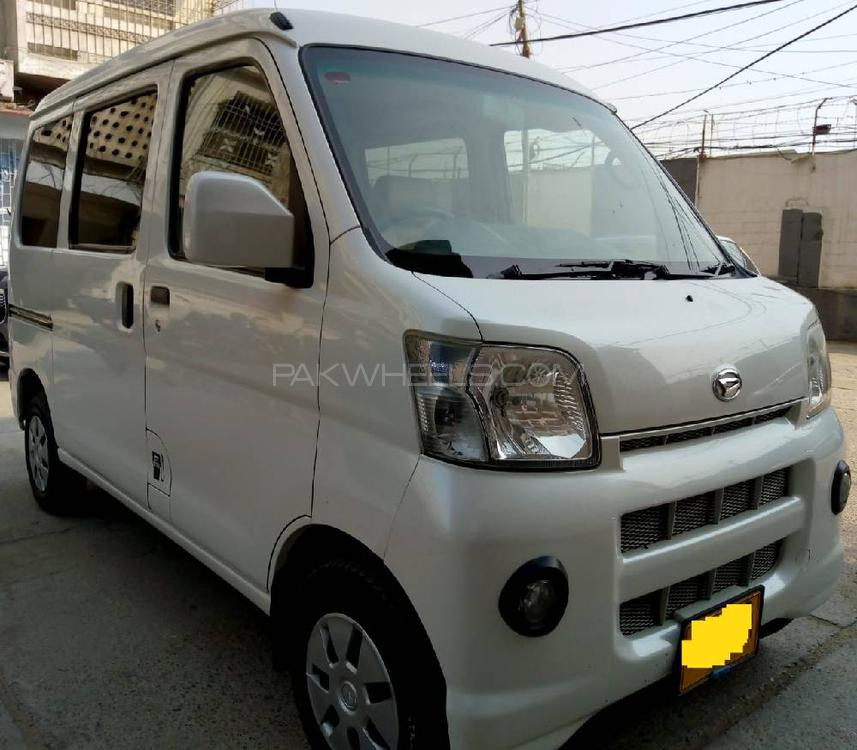 Daihatsu Hijet Cruise 2011 Image-1
