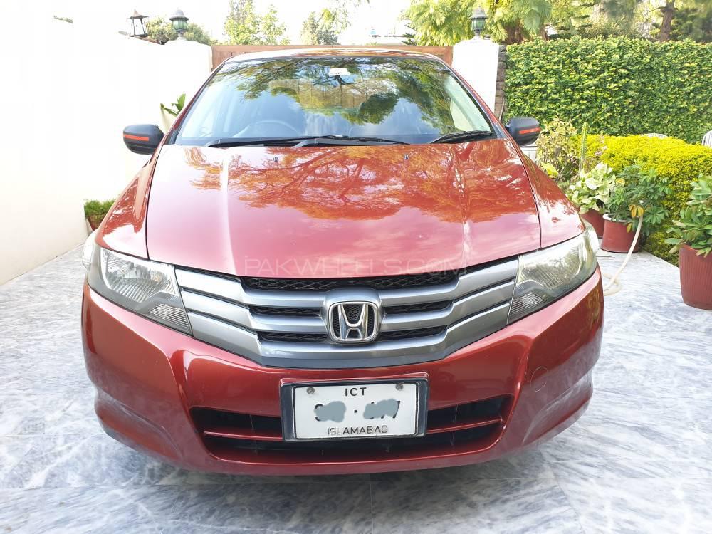 Honda City Aspire Prosmatec 1.3 i-VTEC 2011 Image-1