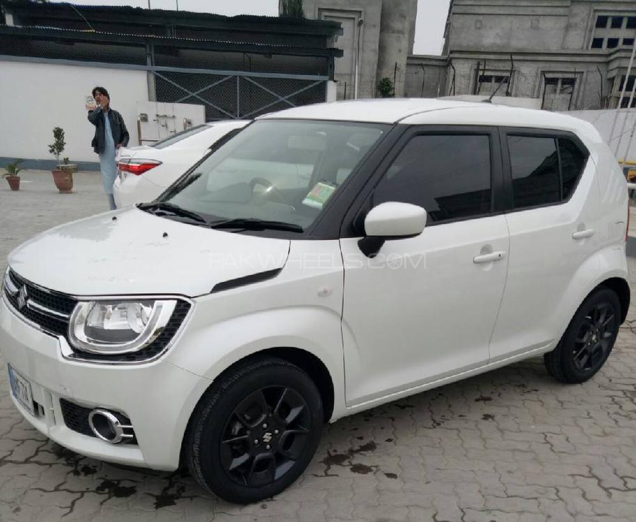 Suzuki Ignis 2017 Cars For Sale In Pakistan Pakwheels