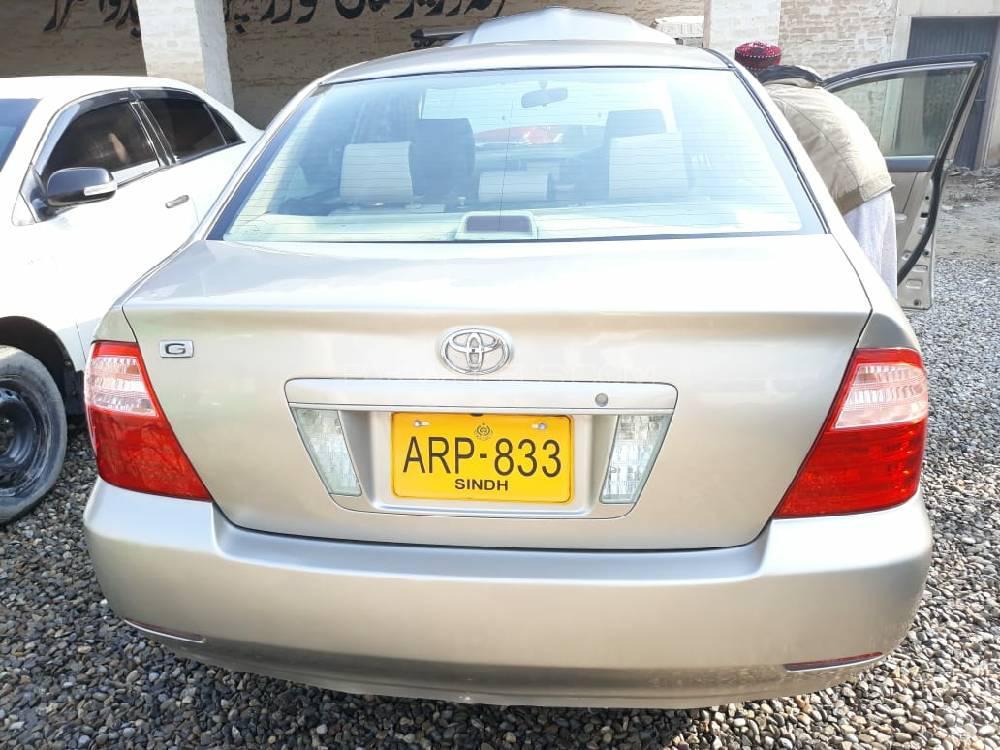 Toyota Corolla G 2005 Image-1