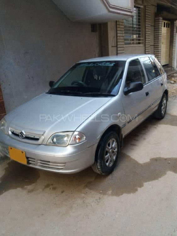 Suzuki Cultus VXL (CNG) 2002 Image-1
