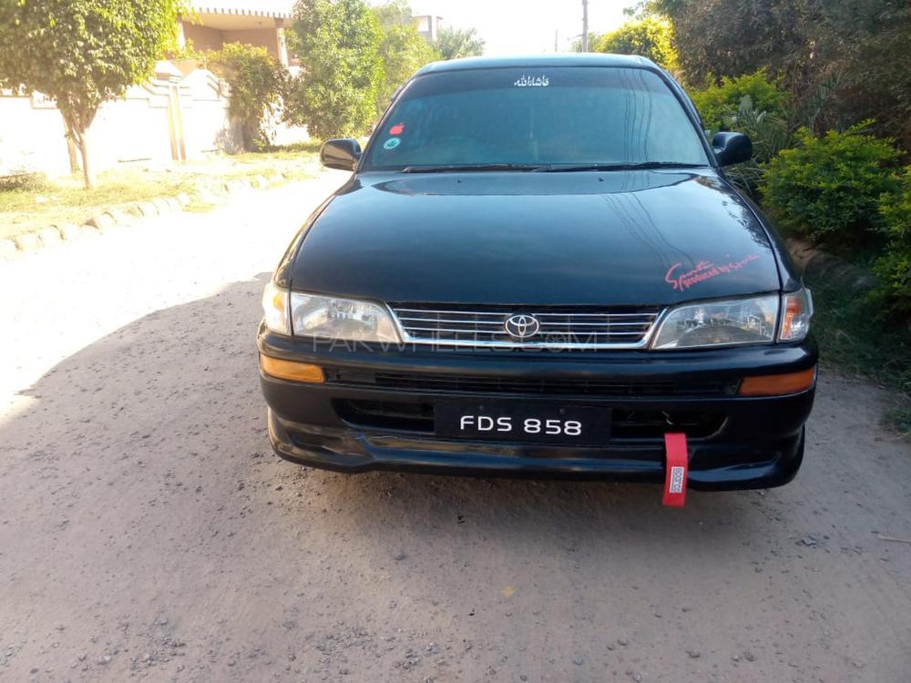 Toyota Corolla XE Limited 1995 Image-1