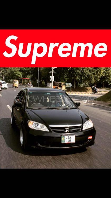 Honda Civic - 2004 No Image-1