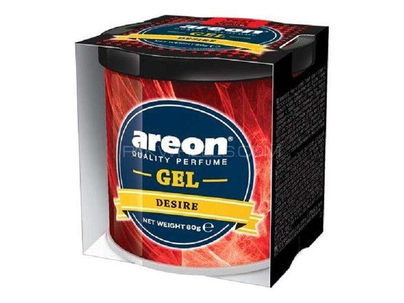 AREON Gel Perfume For Car - Desire Image-1