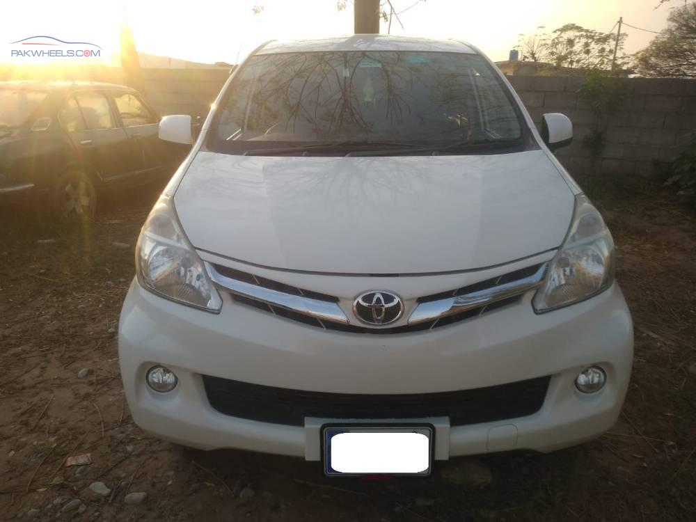 Toyota Avanza 2014 Image-1