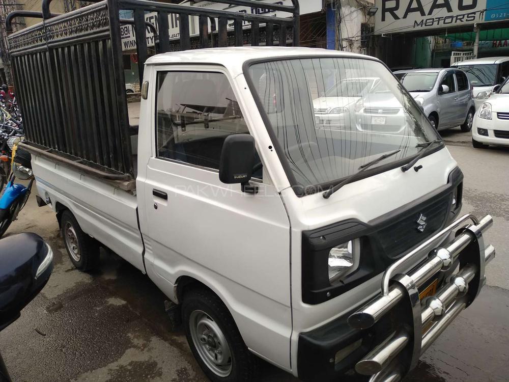 Suzuki Ravi Euro ll 2017 Image-1