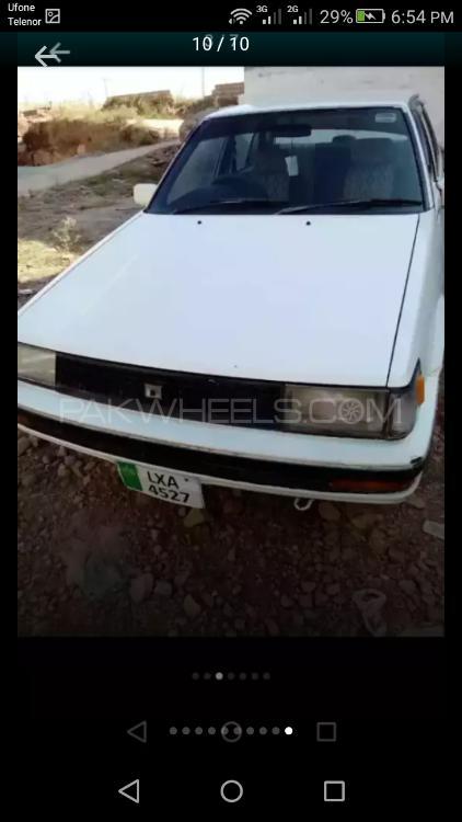 Toyota 86 G 1987 Image-1