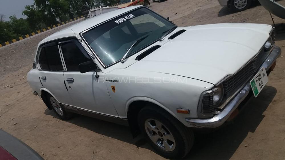 Toyota Corolla SE Limited 1974 Image-1