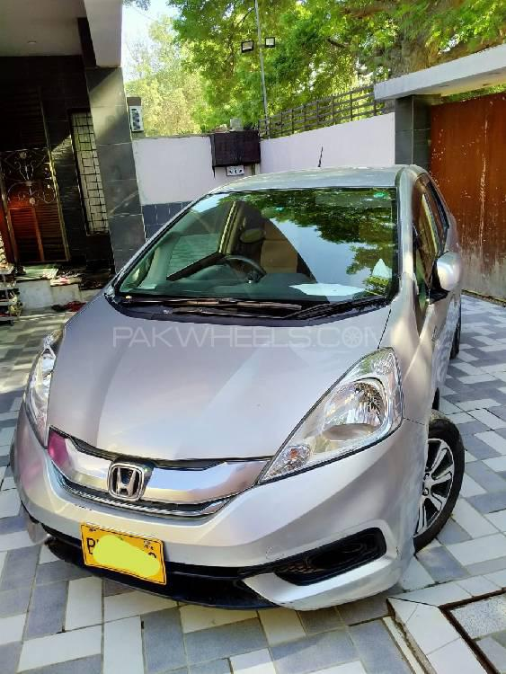 Honda Fit 13G L Package 2014 Image-1
