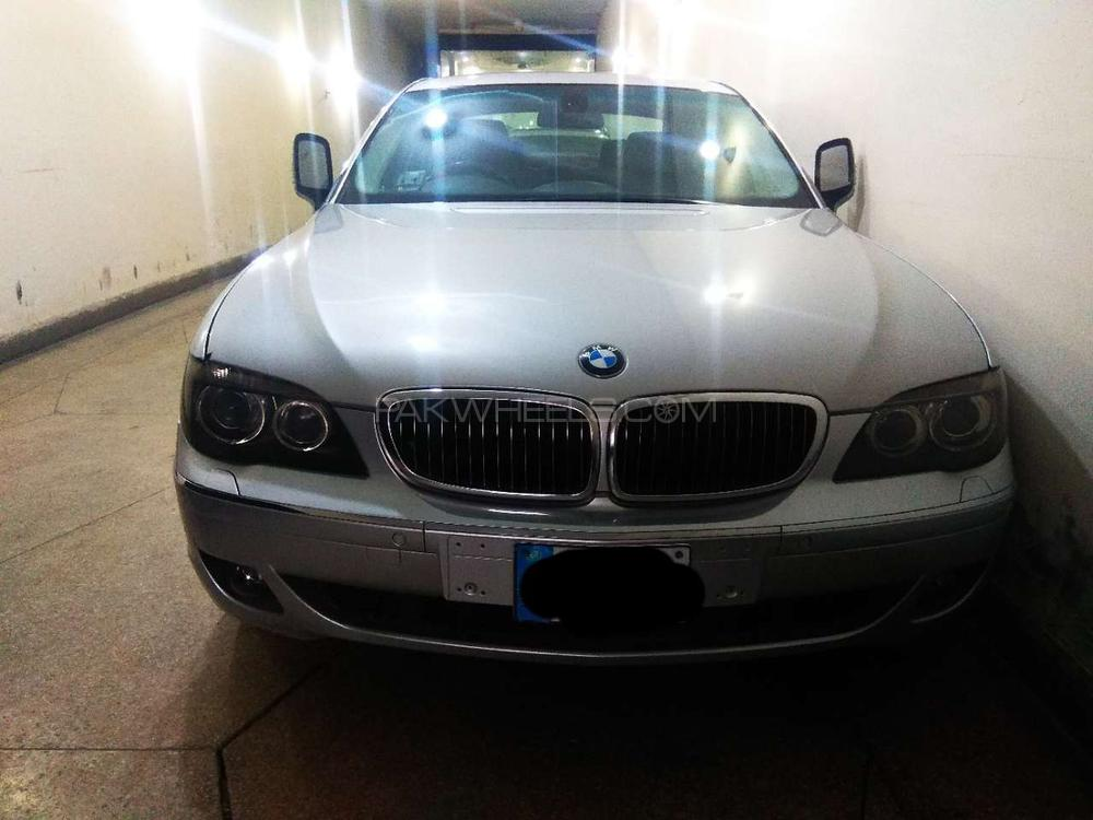 BMW 7 Series 730Li 2006 Image-1
