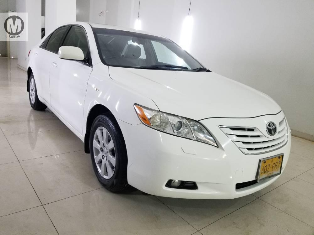 Very well maintained vehicle , probably one the best 2008 Camry available.  2 to 3 pc touchup  See the vehicle and decide yourself.