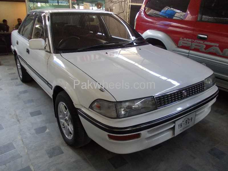 Used Car Parts For Sale >> Toyota Corolla SE Limited 1991 for sale in Rawalpindi | PakWheels