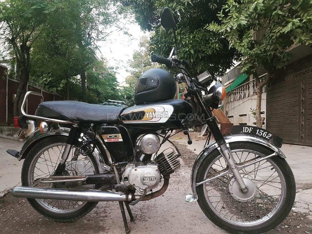 Yamaha YD-100 Junoon - 1989  Image-1