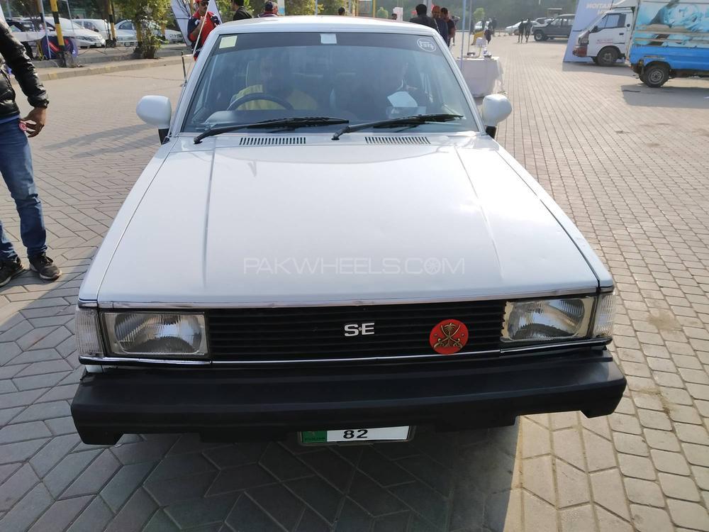 Toyota Corolla GLi 1.3 1982 Image-1