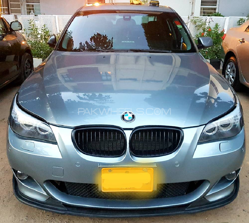 BMW 5 Series - 2004 Rafay Khan Image-1