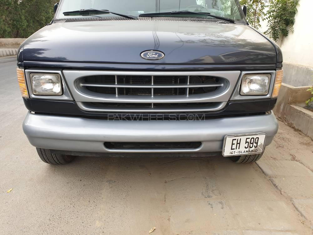Ford F 150 1999 Image-1