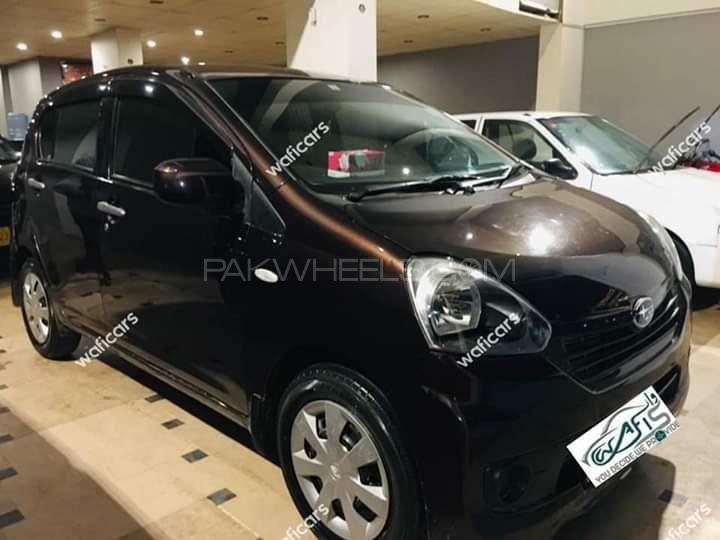 Subaru Pleo 2015 Image-1