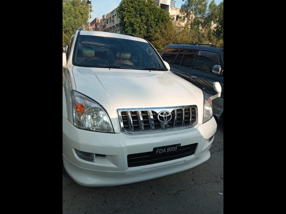 Toyota Prado TZ G 3.4 2005 Image-1