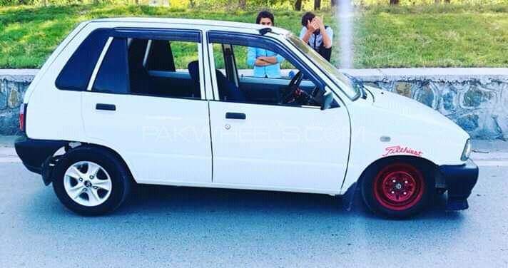 Suzuki Mehran - 2017  Image-1