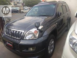 TOYOTA PRADO TZ 7st