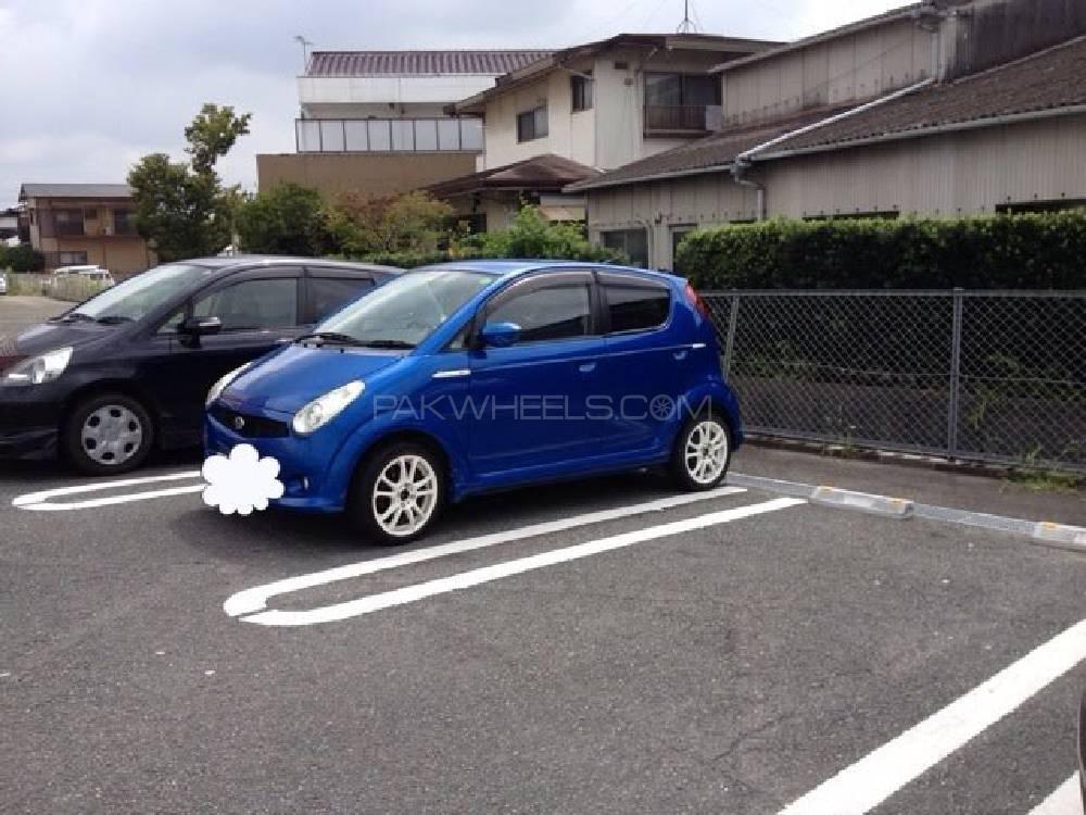 Subaru R2 2005 Image-1