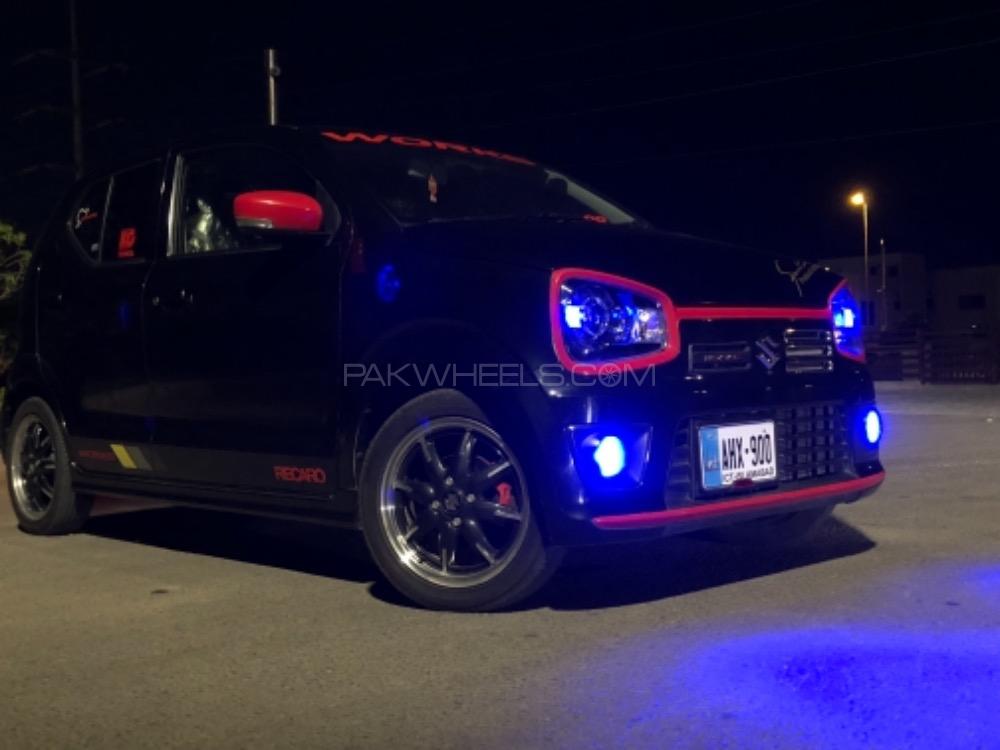 Suzuki Alto - 2016  Image-1