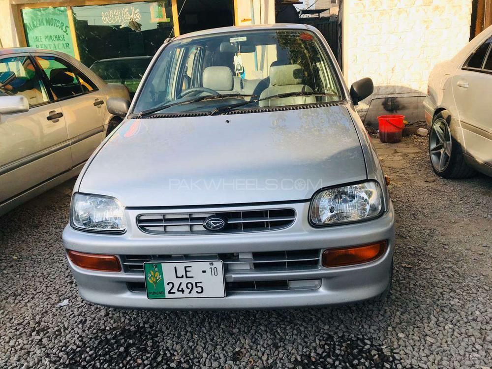 Daihatsu Cuore CX 2010 Image-1