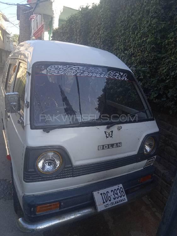 Suzuki Bolan VX (CNG) 1995 Image-1