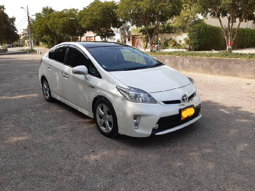 Toyota Prius G Touring Selection Leather Package 1.8 2013 Image-1
