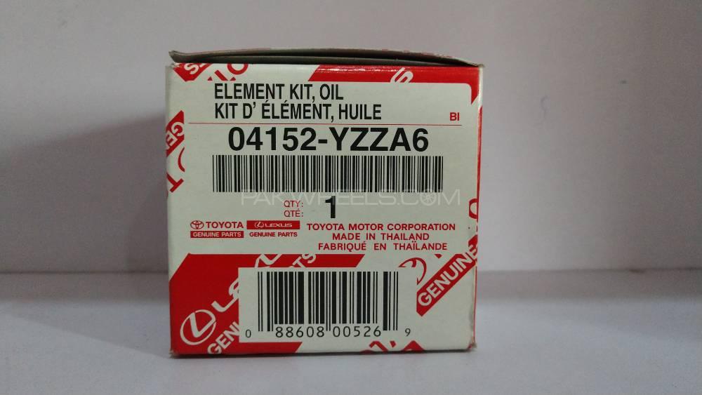 Toyota Vitz Genuine Oil Filter 04152-YZZA6 Image-1