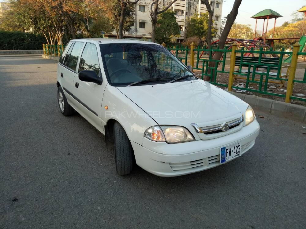 Suzuki Cultus Euro II (CNG) 2009 Image-1
