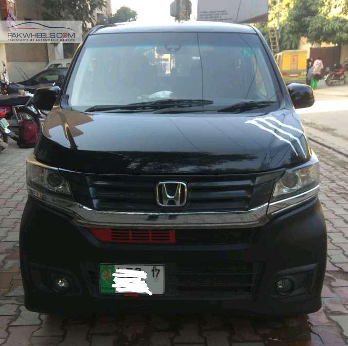 Honda N Wgn Custom G 2014 Image-1