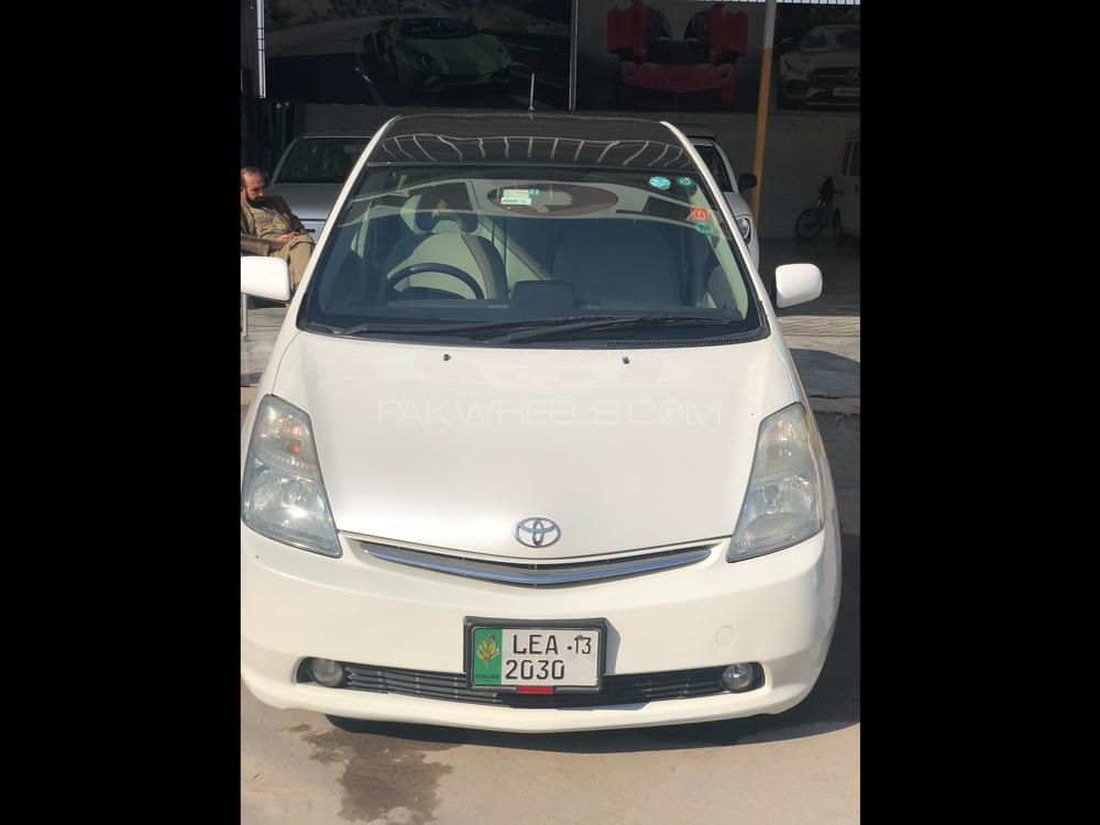 Toyota Prius S Touring Selection 1.5 2009 Image-1