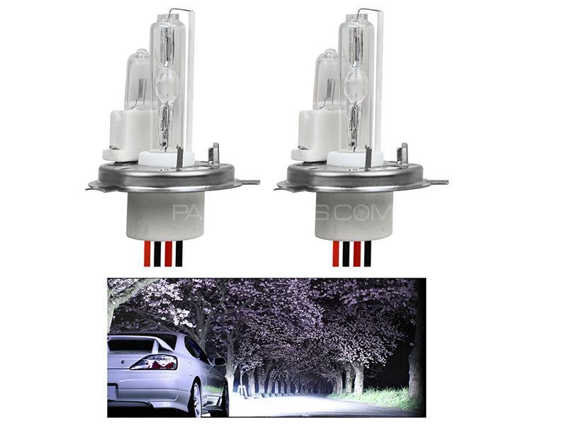 HID - Xenon 100 W H4 Image-1