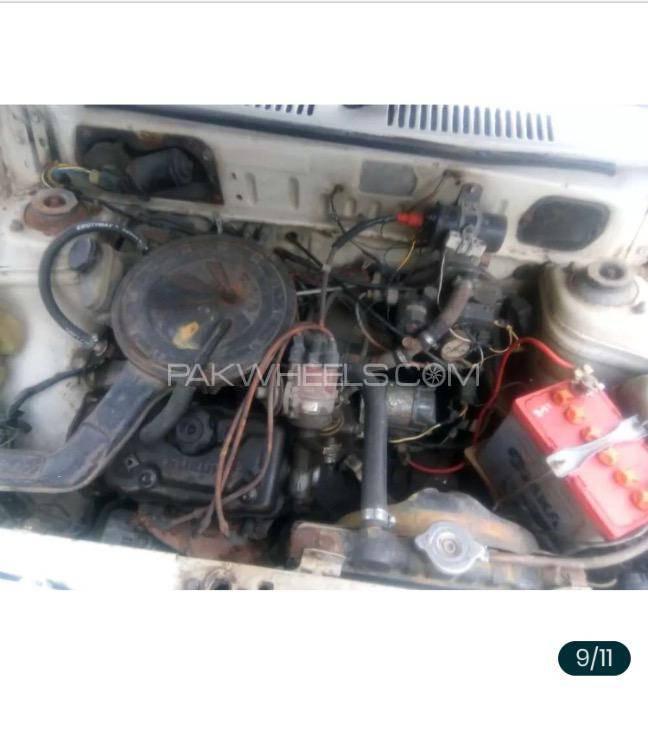 Suzuki Alto E Manual 1992 Image-1