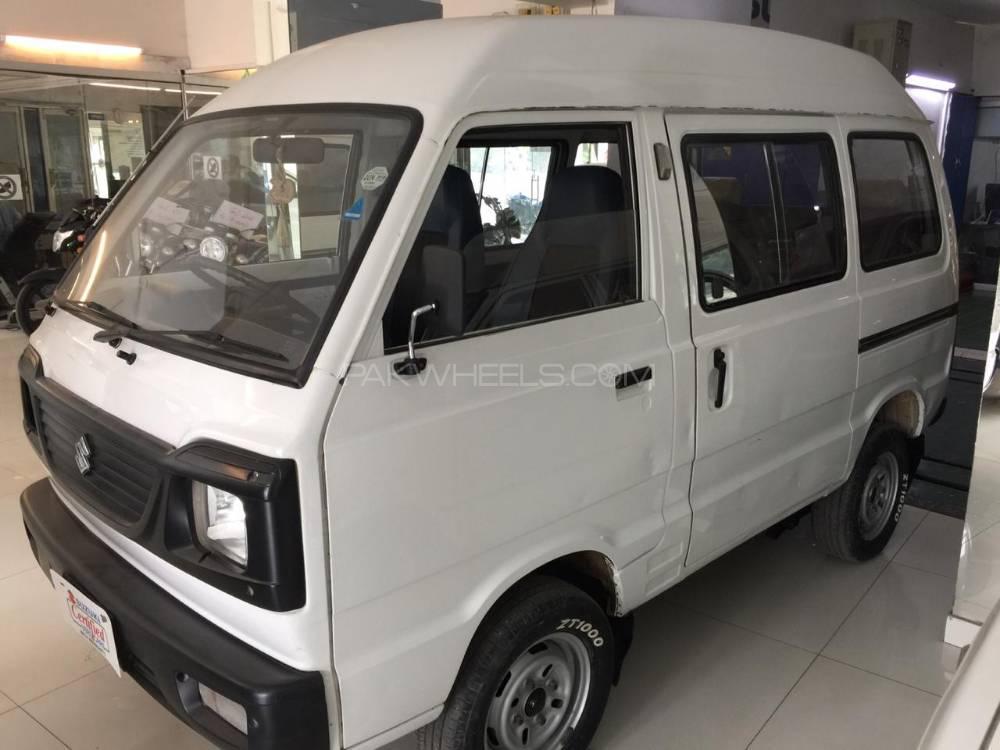 Suzuki Bolan VX 2017 Image-1